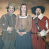 Masetto, Don Giovanni Unmasked, Rhombus